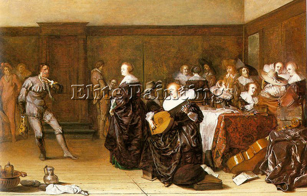 DUTCH CODDE PIETER DUTCH 1599 1678 CODDE3 ARTIST PAINTING REPRODUCTION HANDMADE