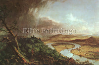 AMERICAN COLE THOMAS AMERICAN 1801 1848 1 ARTIST PAINTING REPRODUCTION HANDMADE
