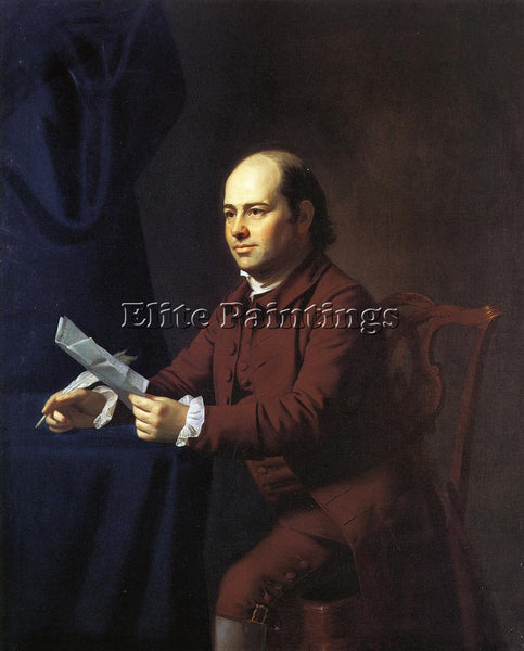 JOHN SINGLETON COPLEY MILES SHERBROOK ARTIST PAINTING REPRODUCTION HANDMADE OIL