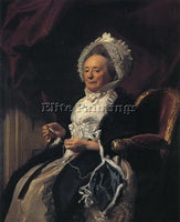 JOHN SINGLETON COPLEY MRS SEYMOUR FORT ARTIST PAINTING REPRODUCTION HANDMADE OIL