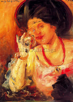 LOVIS CORINTH CORI10 ARTIST PAINTING REPRODUCTION HANDMADE OIL CANVAS REPRO WALL