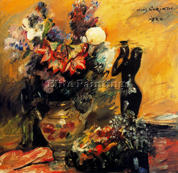 LOVIS CORINTH CORI13 ARTIST PAINTING REPRODUCTION HANDMADE OIL CANVAS REPRO WALL
