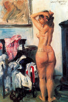 LOVIS CORINTH CORI14 ARTIST PAINTING REPRODUCTION HANDMADE OIL CANVAS REPRO WALL