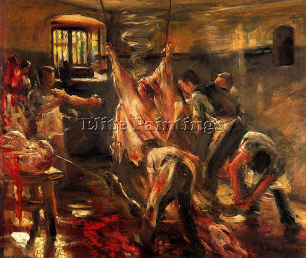 LOVIS CORINTH CORI16 ARTIST PAINTING REPRODUCTION HANDMADE OIL CANVAS REPRO WALL