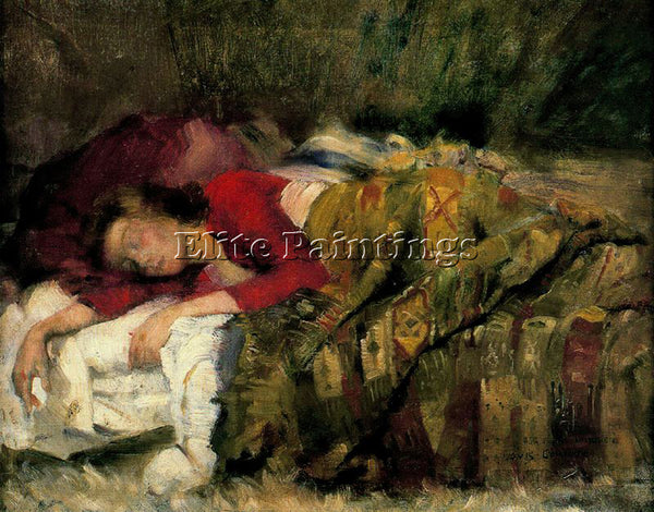 LOVIS CORINTH CORI19 ARTIST PAINTING REPRODUCTION HANDMADE OIL CANVAS REPRO WALL