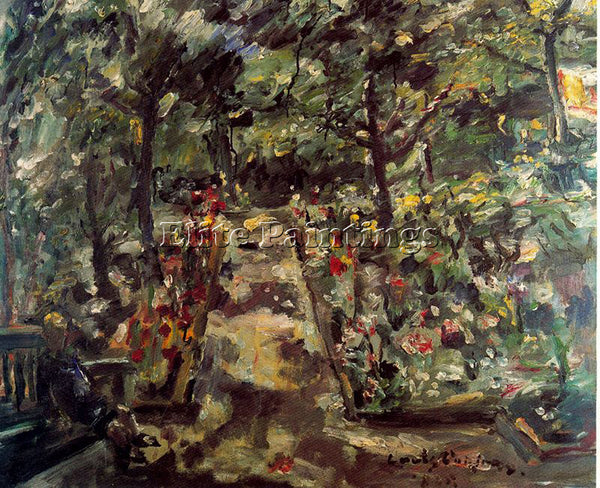 LOVIS CORINTH CORI22 ARTIST PAINTING REPRODUCTION HANDMADE OIL CANVAS REPRO WALL