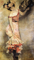 LOVIS CORINTH PORTRAIT OF ELLY ARTIST PAINTING REPRODUCTION HANDMADE OIL CANVAS