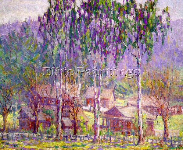 AMERICAN CUNEO RINALDO AMERICAN 1877 1939 ARTIST PAINTING REPRODUCTION HANDMADE - Oil Paintings Gallery Repro