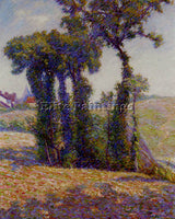 FRENCH DEWHURST WYNFORD SUMMER LANDSCAPE PROVENCE ARTIST PAINTING REPRODUCTION