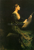 AMERICAN DEWING THOMAS WILMER AMERICAN 1851 1938 ARTIST PAINTING HANDMADE CANVAS - Oil Paintings Gallery Repro