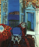 FRENCH DUFY RAOUL FRENCH 1877 1953 ARTIST PAINTING REPRODUCTION HANDMADE OIL ART