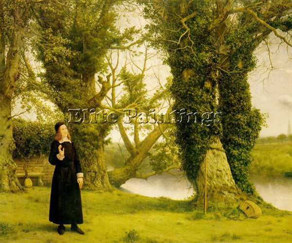 WILLIAM DYCE DYCE ARTIST PAINTING REPRODUCTION HANDMADE CANVAS REPRO WALL DECO