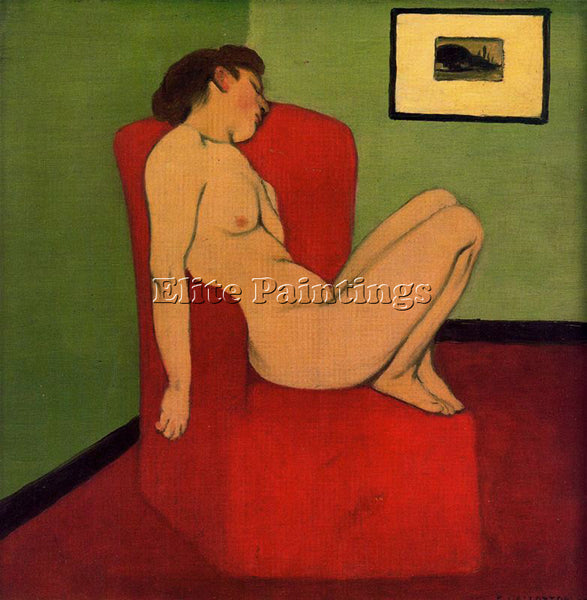 FELIX VALLOTTON CA5OLC1L ARTIST PAINTING REPRODUCTION HANDMADE CANVAS REPRO WALL