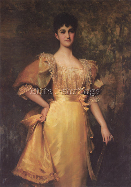 LUKE FILDES FILDES MRS PANTIA RALLI ARTIST PAINTING REPRODUCTION HANDMADE OIL