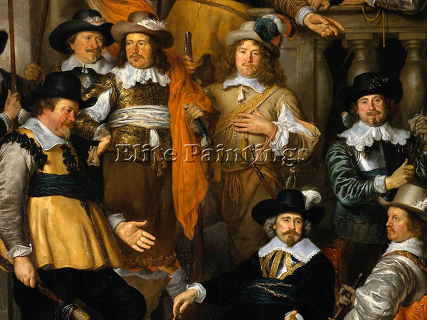 GOVERT TEUNISZ FLINCK 45BERTDT ARTIST PAINTING REPRODUCTION HANDMADE OIL CANVAS