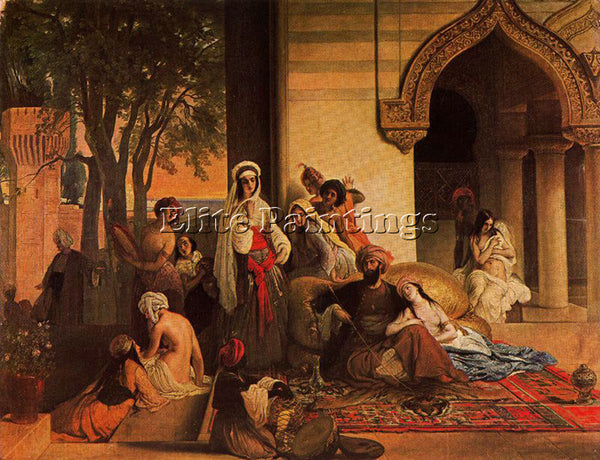 FRANCESCO HAYEZ HAYE33 ARTIST PAINTING REPRODUCTION HANDMADE CANVAS REPRO WALL
