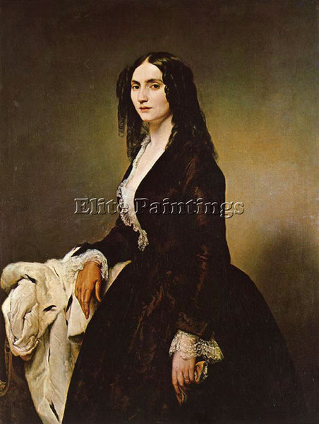 FRANCESCO HAYEZ HAYE43 ARTIST PAINTING REPRODUCTION HANDMADE CANVAS REPRO WALL