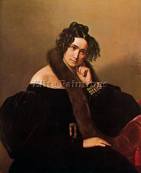 FRANCESCO HAYEZ HAYE49 ARTIST PAINTING REPRODUCTION HANDMADE CANVAS REPRO WALL