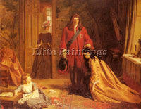 WILLIAM POWELL FRITH POWELL INCIDENT IN LIFE MARY WORTLEY MONTAGUE REPRODUCTION