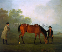 BRITISH GILPIN SAWREY ENGLISH 1733 1807 ARTIST PAINTING REPRODUCTION HANDMADE