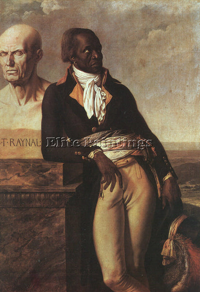 FRENCH GIRODET TRIOSON ANNE LOUIS FRENCH 1767 1824 1 ARTIST PAINTING HANDMADE