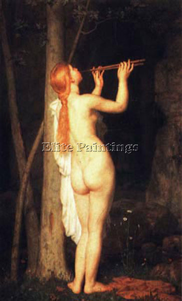 CHARLES GLEYRE GLEYRE BACCHANTE ARTIST PAINTING REPRODUCTION HANDMADE OIL CANVAS