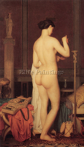 CHARLES GLEYRE GLEYRE LE COUCHER DE SAPPHO ARTIST PAINTING REPRODUCTION HANDMADE