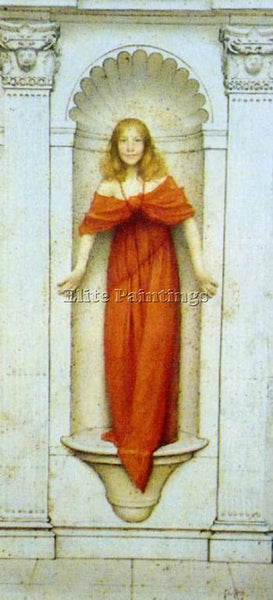 THOMAS COOPER GOTCH A JEST ARTIST PAINTING REPRODUCTION HANDMADE OIL CANVAS DECO
