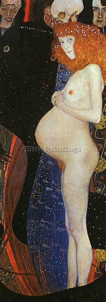 GUSTAV KLIMT KLIMT38 ARTIST PAINTING REPRODUCTION HANDMADE OIL CANVAS REPRO WALL