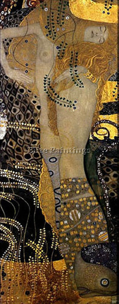 GUSTAV KLIMT KLIMT57 ARTIST PAINTING REPRODUCTION HANDMADE OIL CANVAS REPRO WALL