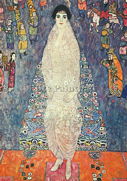 GUSTAV KLIMT KLIMT62 ARTIST PAINTING REPRODUCTION HANDMADE OIL CANVAS REPRO WALL