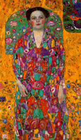 GUSTAV KLIMT KLIMT98 ARTIST PAINTING REPRODUCTION HANDMADE OIL CANVAS REPRO WALL