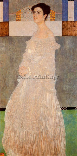GUSTAV KLIMT KLIMT125 ARTIST PAINTING REPRODUCTION HANDMADE OIL CANVAS REPRO ART