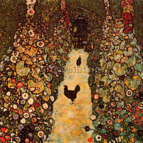 GUSTAV KLIMT KLIMT126 ARTIST PAINTING REPRODUCTION HANDMADE OIL CANVAS REPRO ART