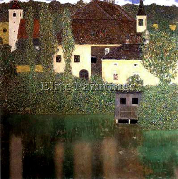 GUSTAV KLIMT KLIMT129 ARTIST PAINTING REPRODUCTION HANDMADE OIL CANVAS REPRO ART