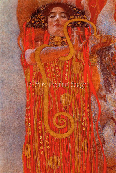 GUSTAV KLIMT KLIMT130 ARTIST PAINTING REPRODUCTION HANDMADE OIL CANVAS REPRO ART