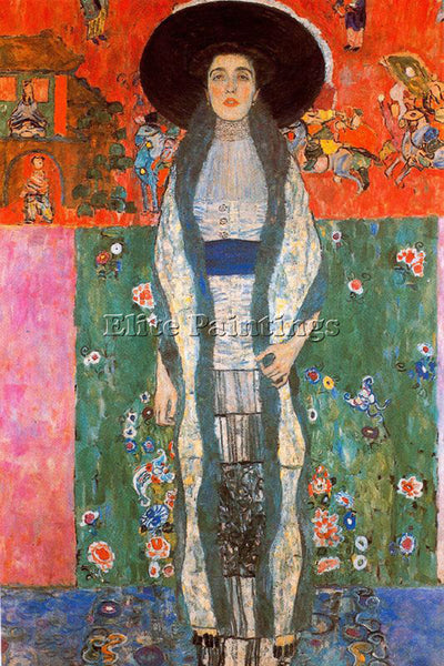 GUSTAV KLIMT KLIMT135 ARTIST PAINTING REPRODUCTION HANDMADE OIL CANVAS REPRO ART
