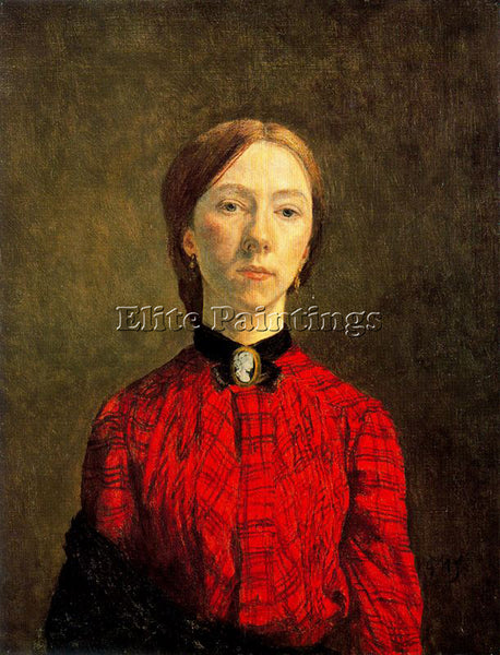GWEN JOHN GWEN4 ARTIST PAINTING REPRODUCTION HANDMADE CANVAS REPRO WALL  DECO