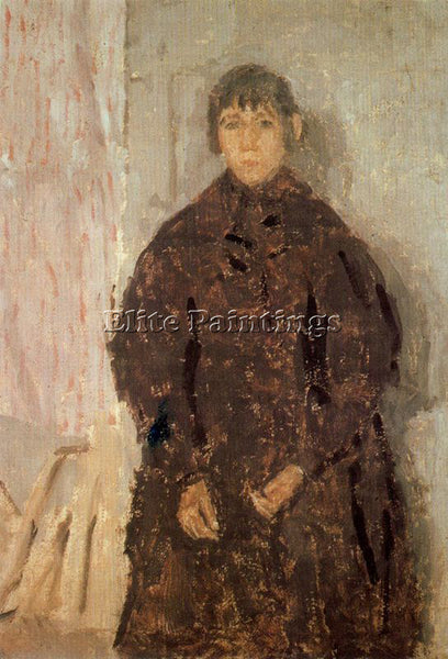 GWEN JOHN GWEN10 ARTIST PAINTING REPRODUCTION HANDMADE OIL CANVAS REPRO WALL ART