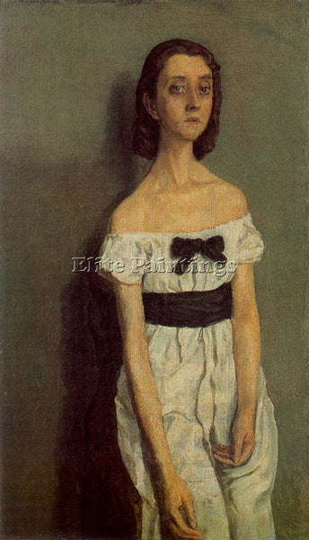 GWEN JOHN GWEN12 ARTIST PAINTING REPRODUCTION HANDMADE OIL CANVAS REPRO WALL ART