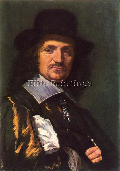 FRANS HALS THE PAINTER JAN ASSELYN ARTIST PAINTING REPRODUCTION HANDMADE OIL ART