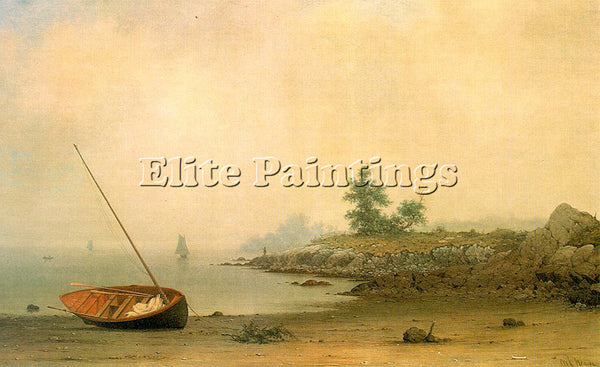 AMERICAN HEADE MARTIN JOHNSON AMERICAN 1819 1904 1 ARTIST PAINTING REPRODUCTION