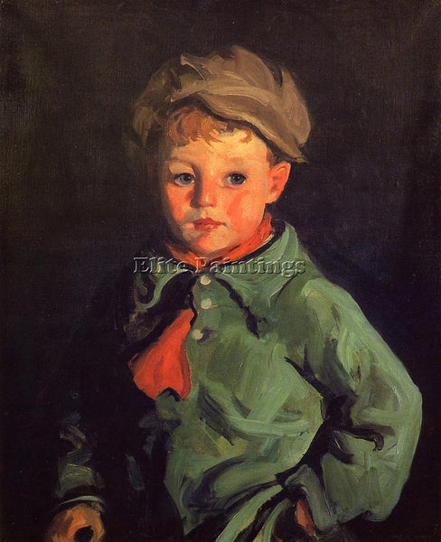 ROBERT HENRI SKIPPER MICK ARTIST PAINTING REPRODUCTION HANDMADE OIL CANVAS REPRO