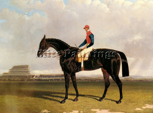 JOHN FREDERICK HERRING LORD CHESTERFIELDS INDUSTRY W WILLIAM SCOTT UP AT EPSOM