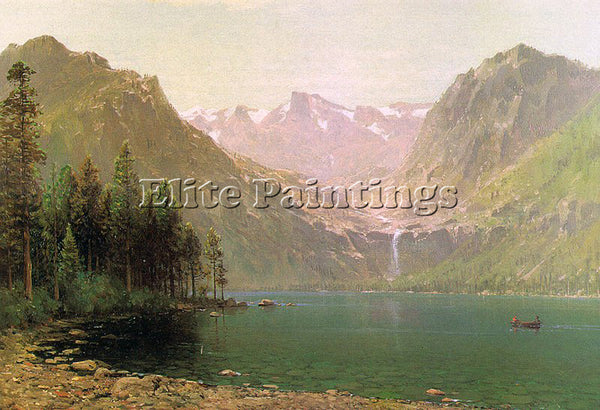 AMERICAN HILL THOMAS AMERICAN 1829 1908 1 ARTIST PAINTING REPRODUCTION HANDMADE