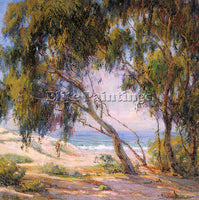 AMERICAN HILLS ANNA ALTHEA AMERICAN 1882 1930 ARTIST PAINTING REPRODUCTION OIL
