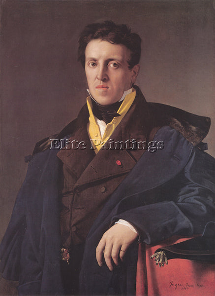 JEAN AUGUSTE DOMINIQUE INGRES MARCOTTE D ARGENTEUIL ARTIST PAINTING REPRODUCTION