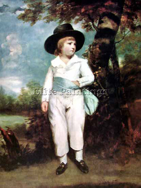 JOSHUA REYNOLDS JOHN CHARLES BGG ARTIST PAINTING REPRODUCTION HANDMADE OIL REPRO