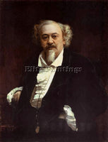 IVAN NIKOLAEVICH KRAMSKOY PORTRAIT OF THE ACTOR VASILY SAMOILOV ARTIST PAINTING