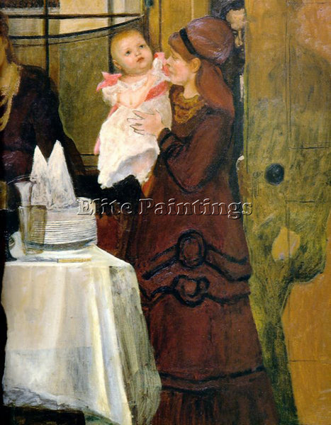 SIR LAWRENCE ALMA-TADEMA THE EPPS FAMILY SCREEN ARTIST PAINTING REPRODUCTION OIL
